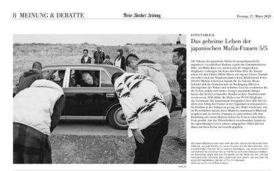 Elf Jahre Foto-Tableaus in der NZZ