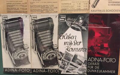 Schockens Kamera Adina