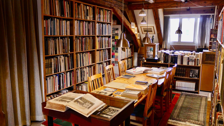 Ein Blick in die Fotobibliothek Diessenhofen