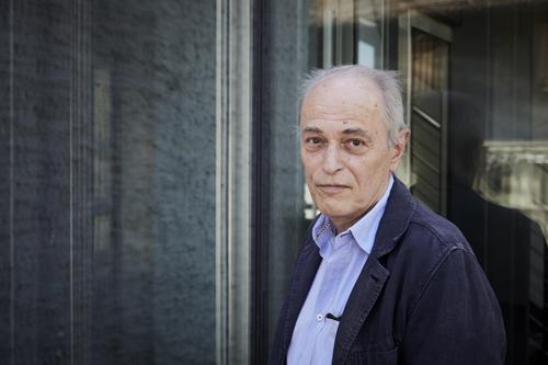 Fotograf und Autor Bernhard Geiger