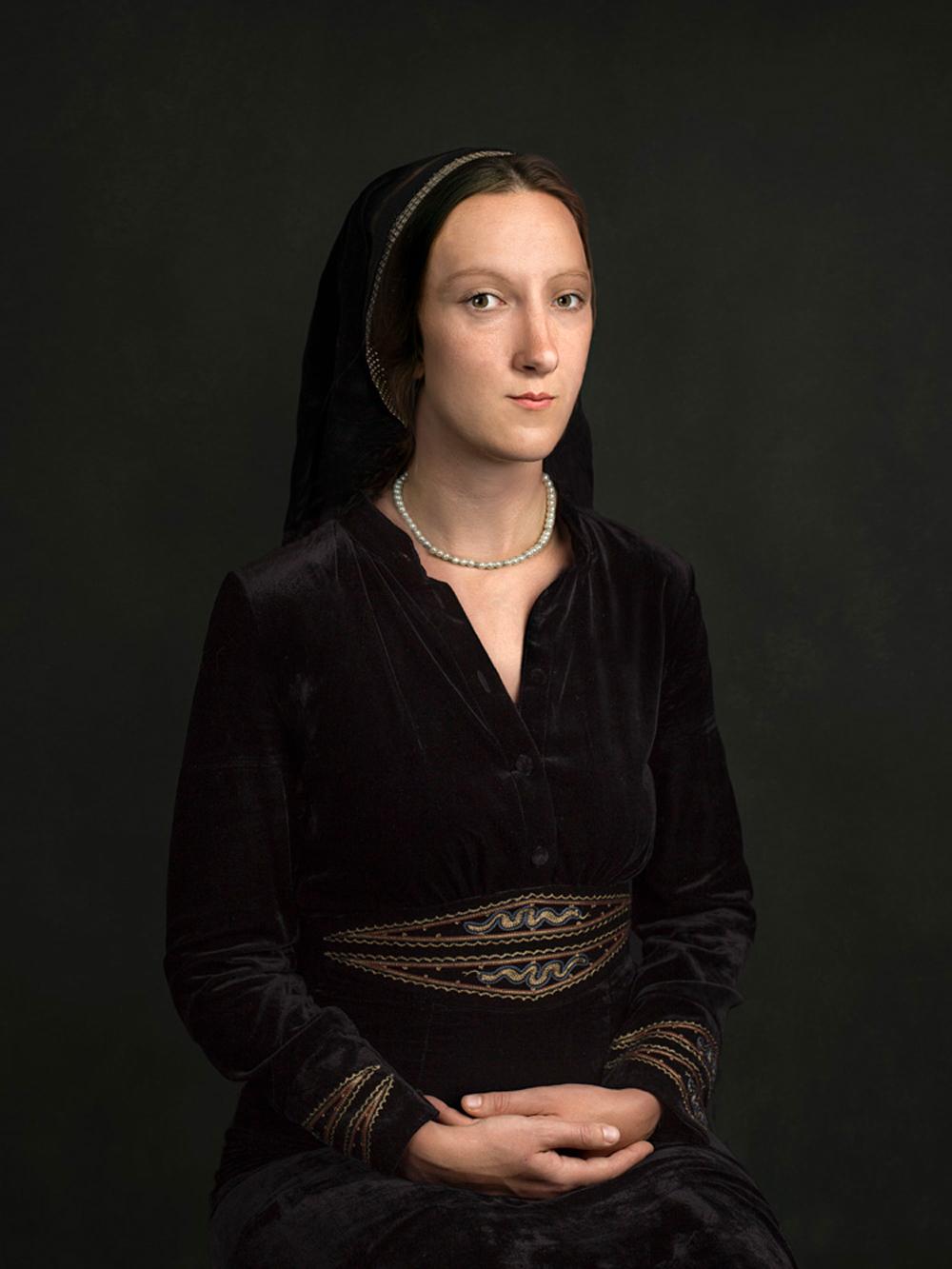 Anne Boleyn, zweite Ehefrau von König Heinrich VIII