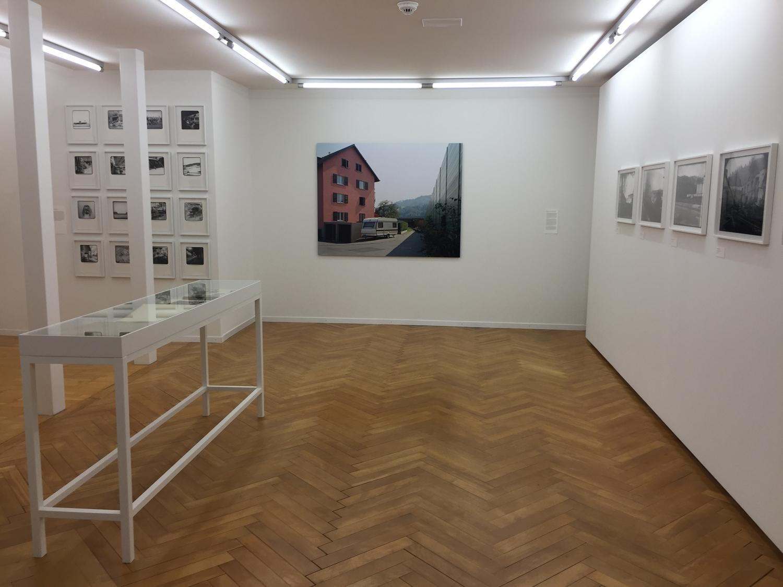 Ein Ausstellungsraum im Museum Bellpark