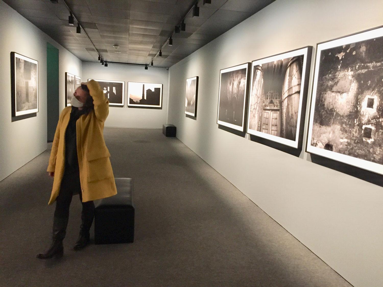 Ein Blick in einen Ausstellungsraum in Olten
