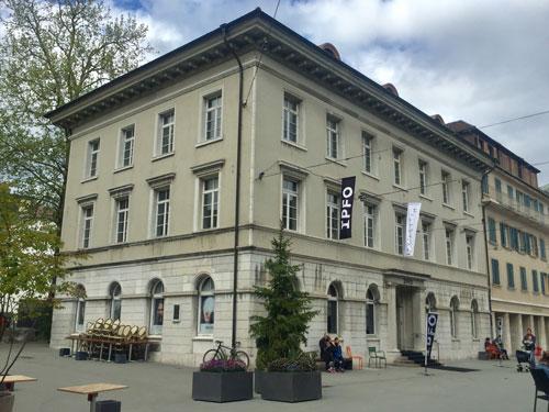 Das frühere Naturmuseum in Olten, heute Haus der Fotografie