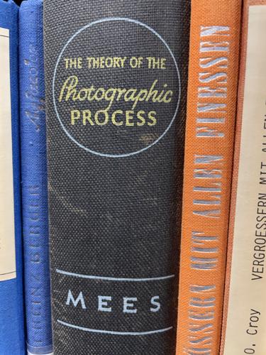 Bücher in der  ZHdK Bibliothek