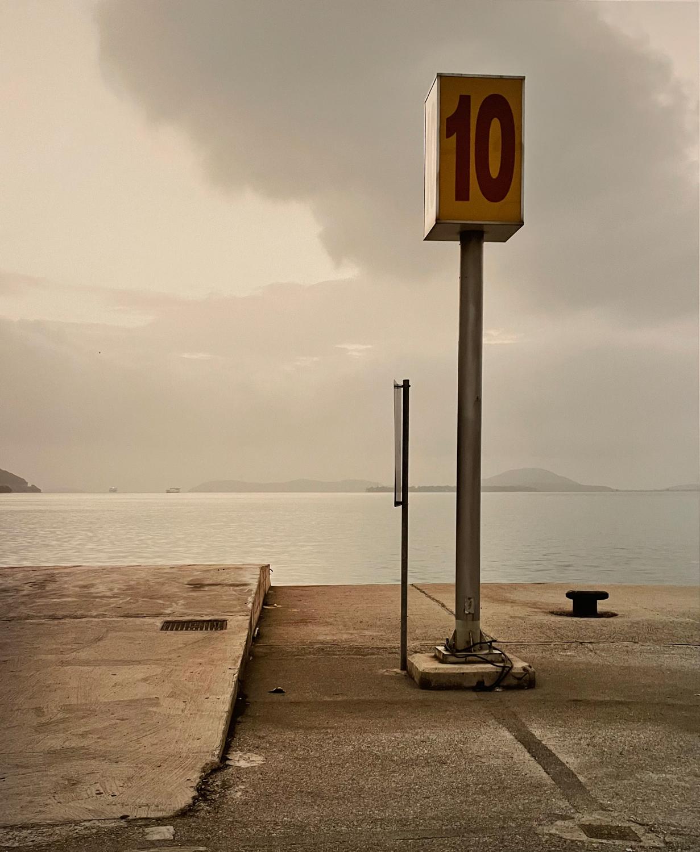 Fotografie Eva Leitwolf: Fährhafen Igoumenitsa